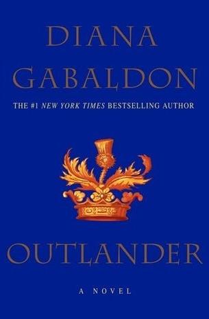 """Outlander Series"" by Diana Gabaldon"