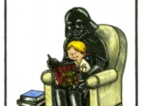 Star Wars Reads Day and the Non-Robotic Darth Vader