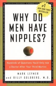 Why Men Have Nipples and Other Strange Body Facts