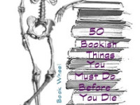 50 Bookish Things to Do Before You Die