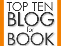 I'm a 'Top Ten Book Blogger' – Thanks Story Cartel!
