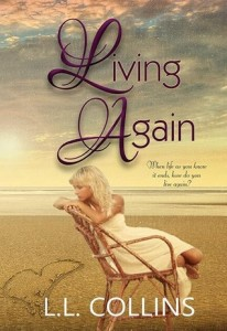 CTC Book Tour: Living Again by L.L. Collins