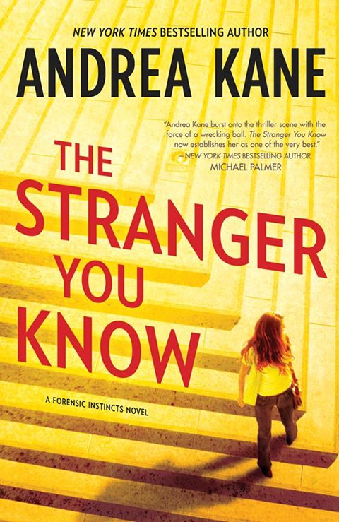 TLC Book Tours: The Stranger You Know