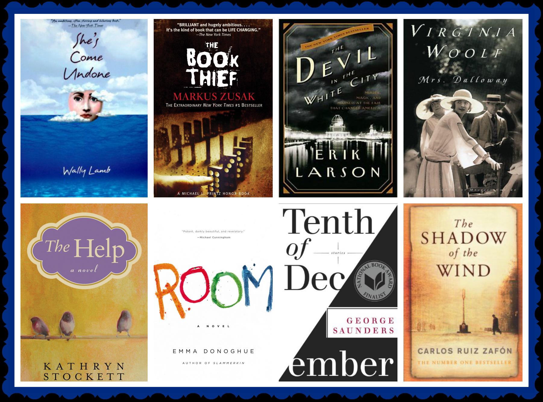 8 Popular Books I Didn't Like or Finish