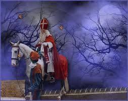 Sinterklaas rooftop