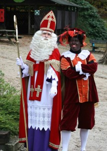 Sinterklaas and Black Pete