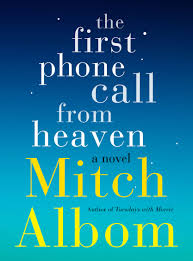 TLC Book Tours: The First Phone Call From Heaven