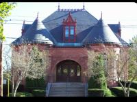 walker memorial library