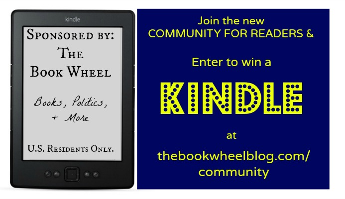 Win a Kindle from The Book Wheel