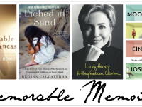 6 Memorable Memoirs via The Book Wheel