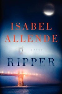 "Allende Tries Her Hand at Mystery in ""Ripper"""