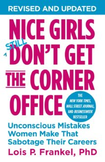 Women: Here's Why You're Not Getting the Corner Office