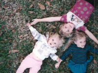 National Siblings Day: My Three Sisters
