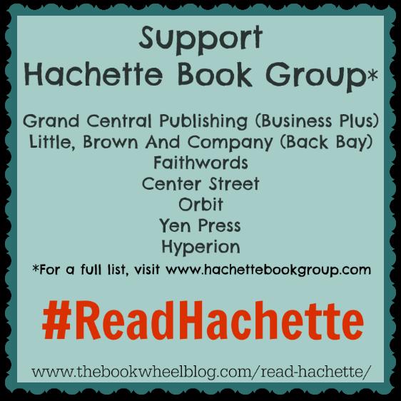 Support Hachette Imprints