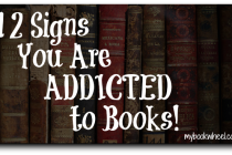 12 Signs You Are Addicted to Books