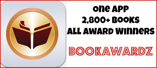 BookAwardz via The Book Wheel