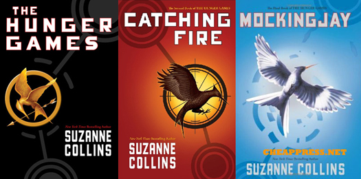 Books in 'The Hunger Games' Series in Chronological Order ...