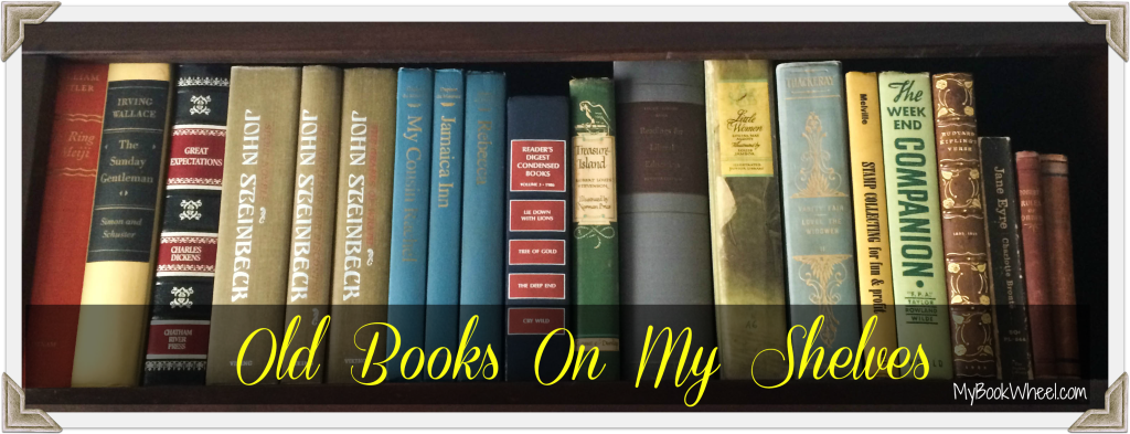 Old Books On My Shelves