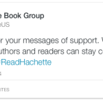 Authors Petition Bezos and the Future of #ReadHachette