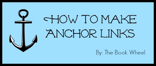 How to Make Anchor Links