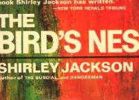 Shirley Jackson bird's nest