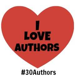 30 authors in 30 days
