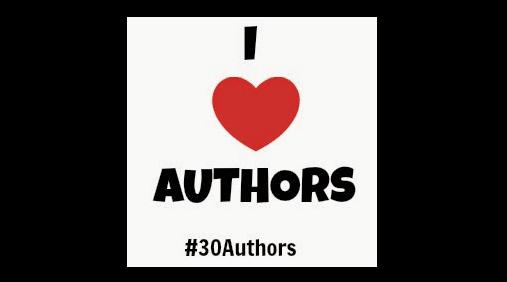 #30Authors: Final Days!