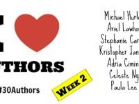 #30Authors Week 2