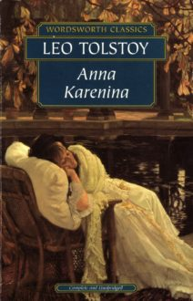 book review on anna karenina essay Anna karenina is a cinematic tradition although a new filmic adaptation of leo tolstoy's romantic tragedy tome arrives every few years, not a singl.