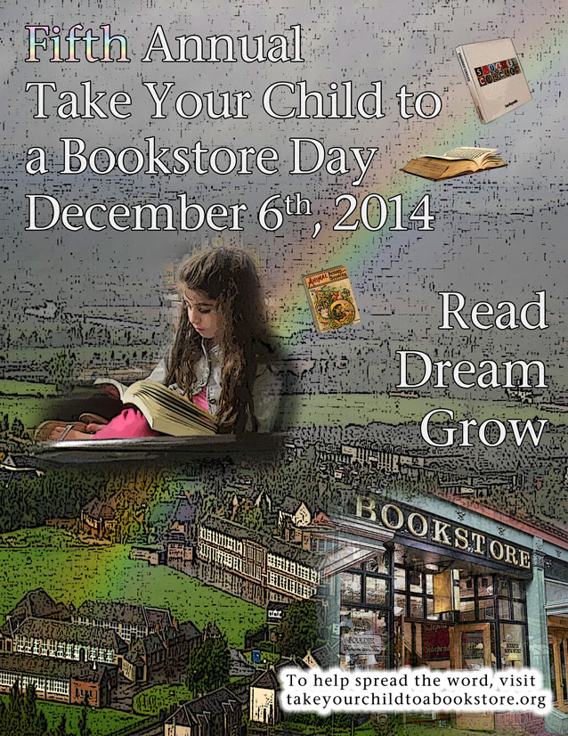 Take Your Child to a Bookstore Day