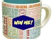 Review: LITERARY COFFEE MUGS!