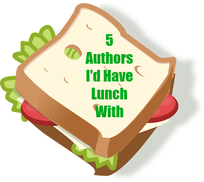 authors lunch