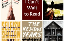 5 Books I Can't Wait to Read