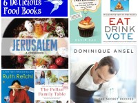 Let's Eat! 6 Delicious Food Books