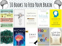 10 books to feed your brain