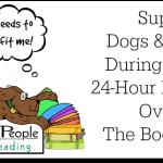 Readathon: Pledge to Donate to PAWS for Reading