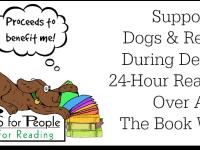 donate to paws for reading readathon