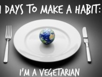 21 Days to Make A Habit: I'm a Vegetarian