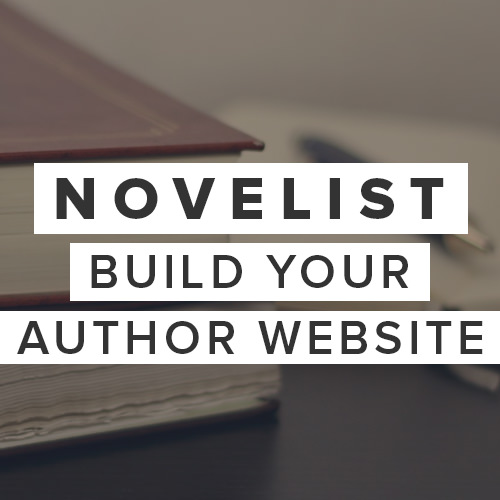 Novelist Plugin - Build your author website with ease