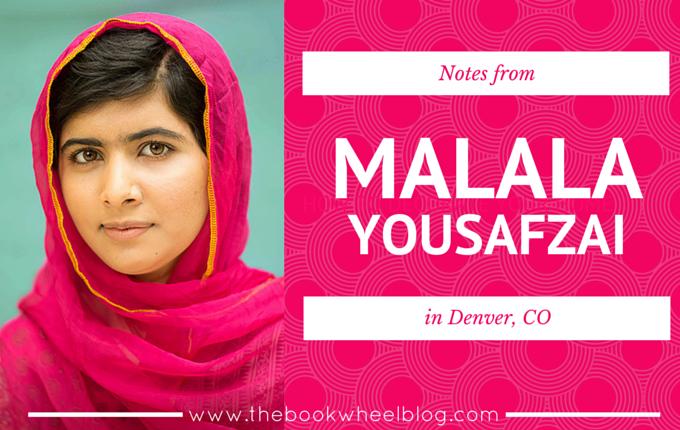 Notes from Malala