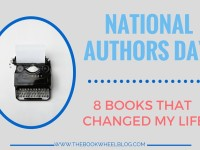 National Authors Day 2015