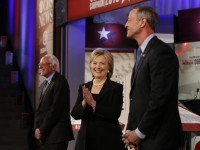 Notes from the Democratic Debate