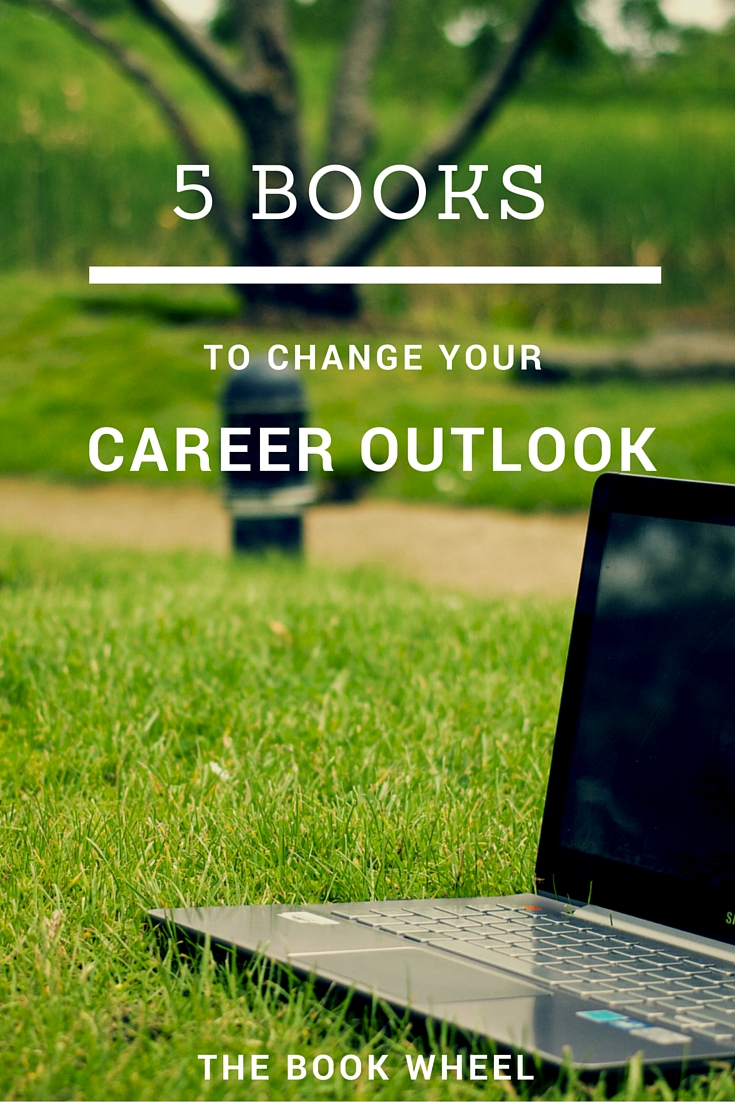 5 books to change your career outlook