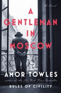 Slow and Steady, 'A Gentleman in Moscow' Shines