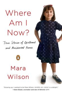 Mara Wilson is Not Matilda – She's Even Better