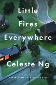 Ng's 'Little Fires Everywhere' A Sizzling Sophomore Novel