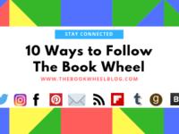 10 ways to follow the book wheel